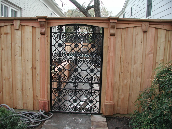Wood Fences Fencing Dallas Texas L Amp C Fence And Gate